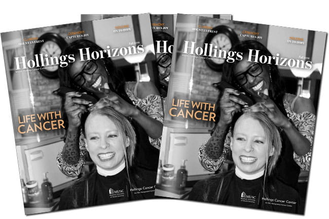 Hollings Horizons cover images