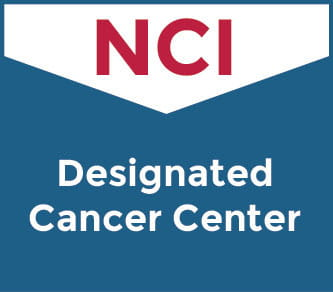 National Cancer Institute Designated Cancer Center logo